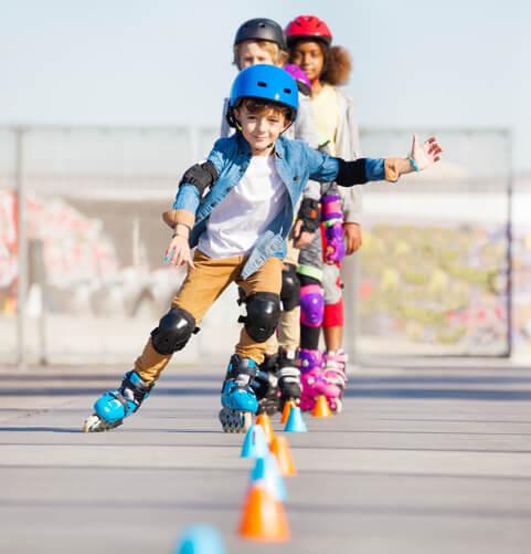 Los 9 Mejores Patines En Línea Para Niños De 2021 Top Movilidad